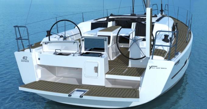 Boat rental Taranto cheap Dufour 412 Grand Large