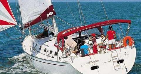 Rental Sailboat in Paros Island - Dufour Gib Sea 51
