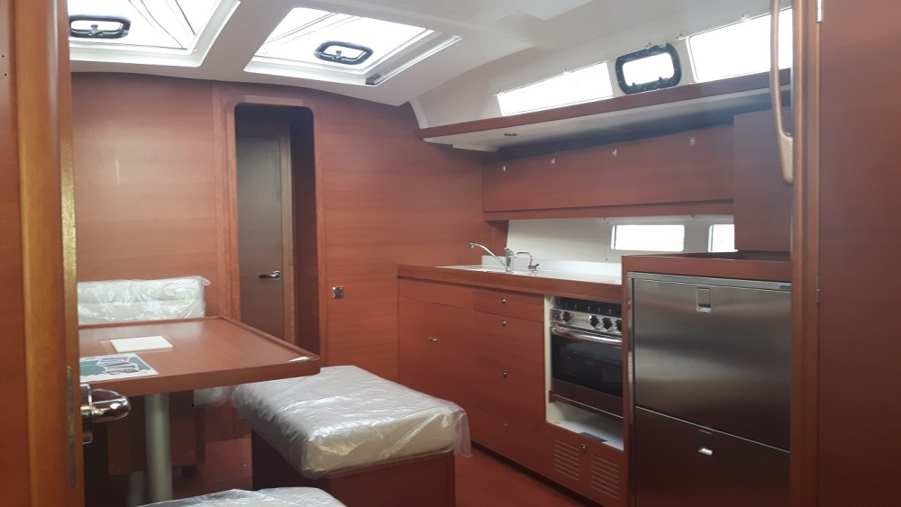 Boat rental Taranto cheap Dufour 460 Grand Large