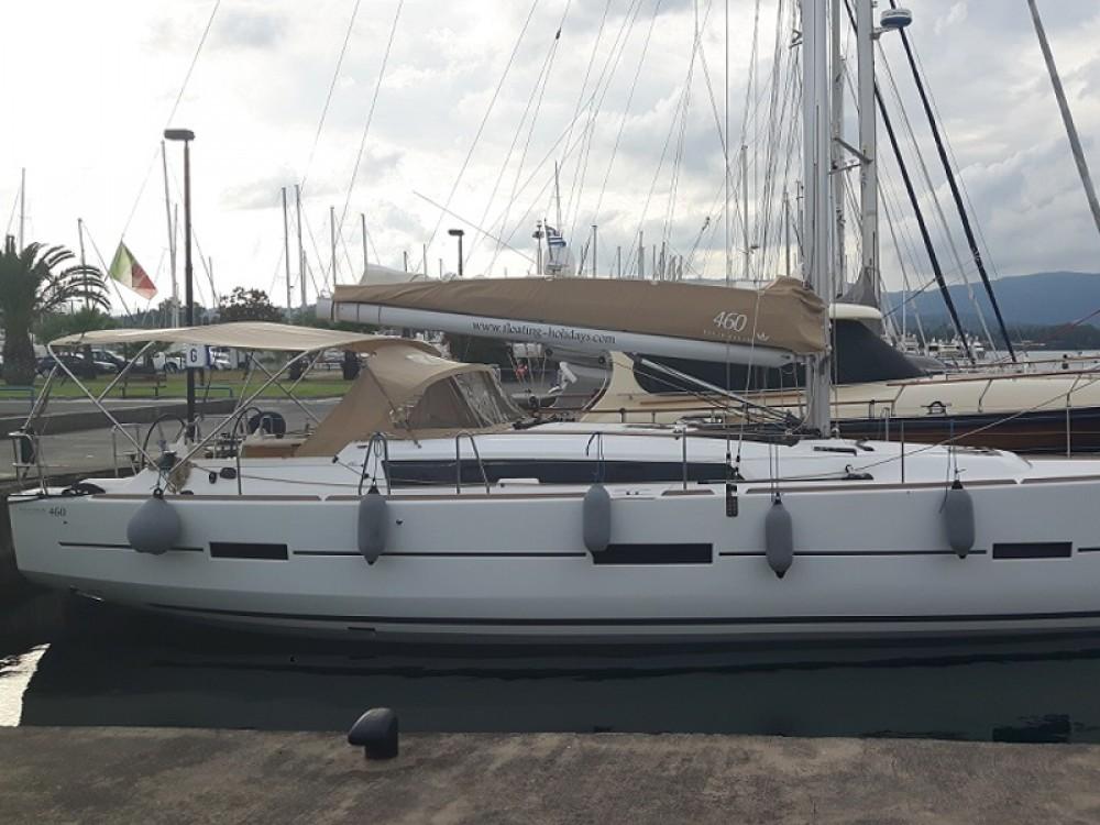 Boat rental Dufour Dufour 460 Grand Large in Taranto on Samboat