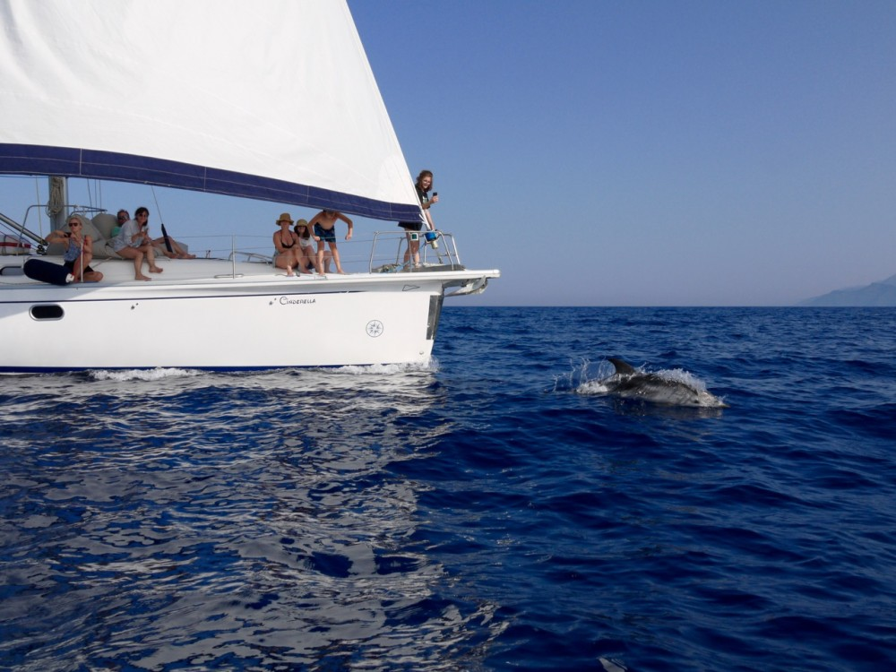 Rental Sailboat in Greece - Dufour Gib Sea 51