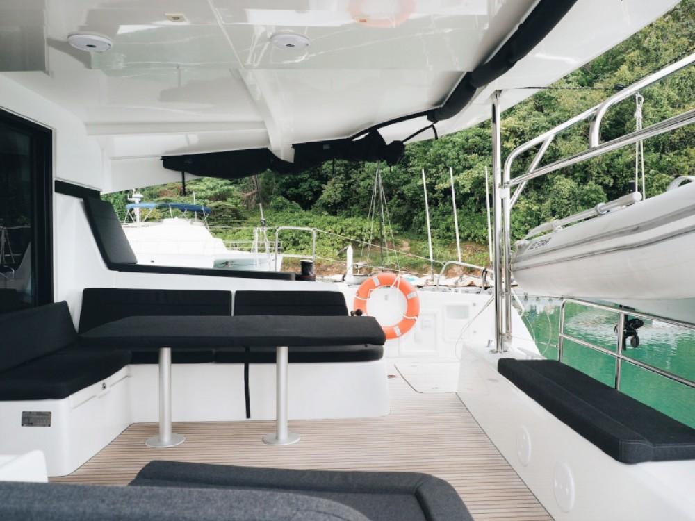 Boat rental Lagoon Lagoon 42 -Owner's Version in Phuket Province on Samboat