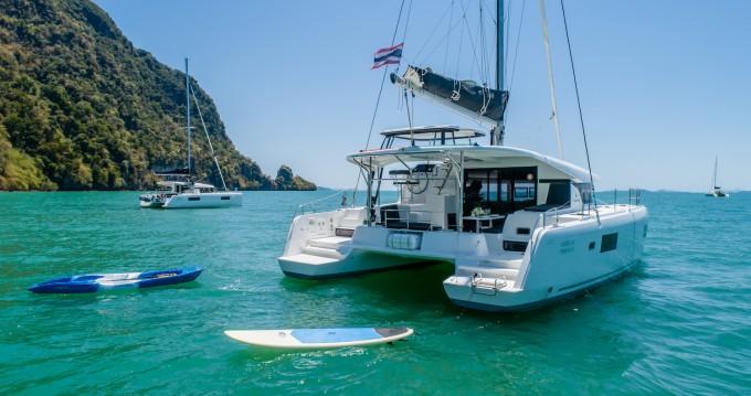 Rental yacht Phuket - Lagoon Lagoon 42 on SamBoat