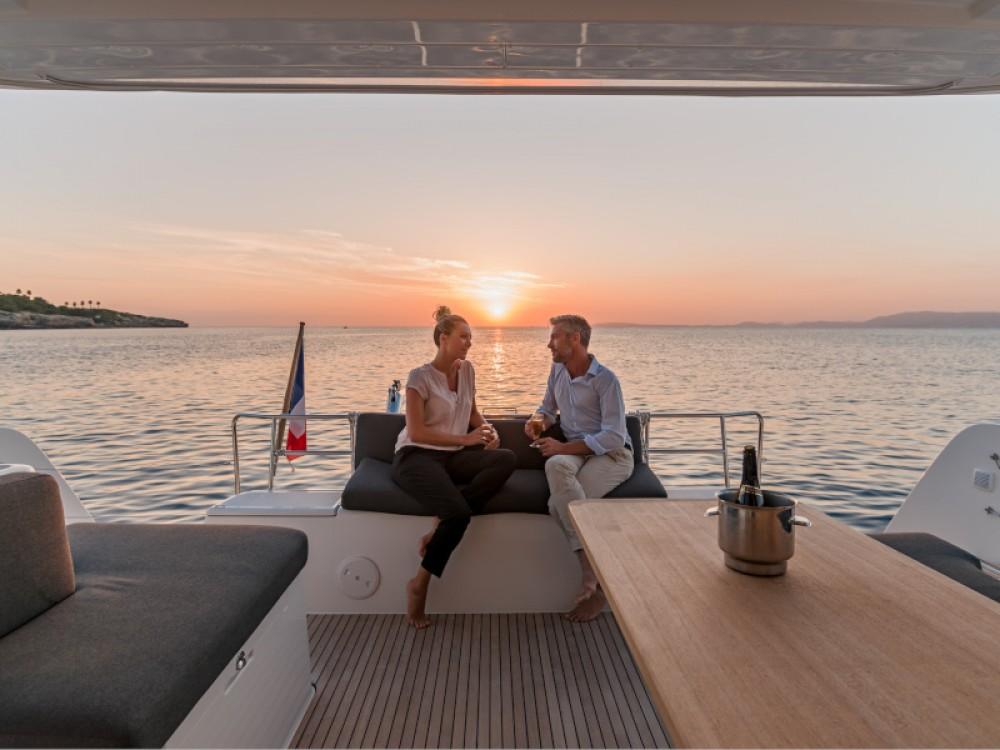Rental Catamaran in Phuket Province - Lagoon Lagoon 40 - 4Cab/2Hd