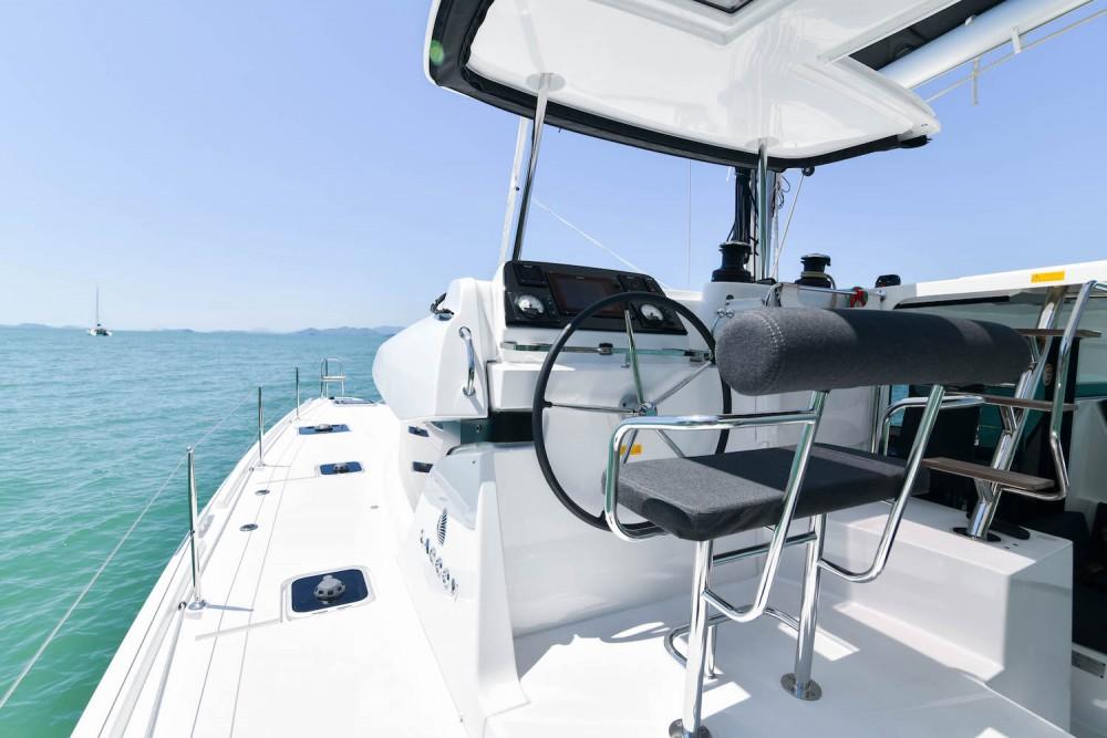 Boat rental Phuket Province cheap Lagoon 42 - 4Cab/4Hd