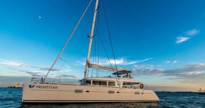 Rental yacht El Nido - Lagoon Lagoon 620 on SamBoat