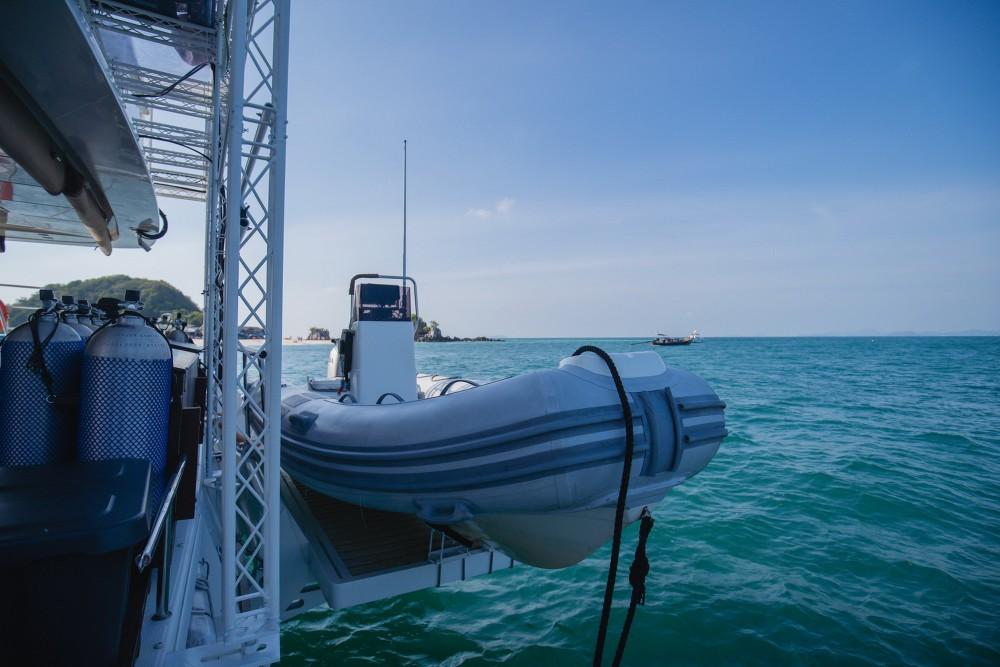 Rent a Lagoon Lagoon 620 - 5 cab El Nido