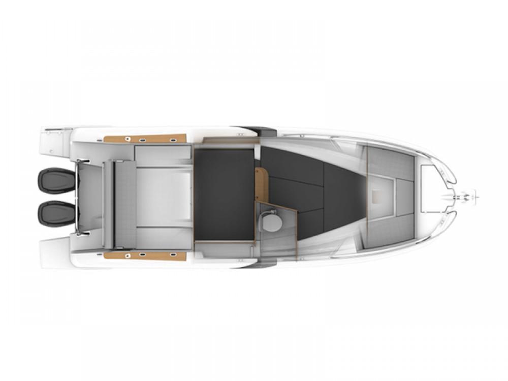 Rental yacht Phuket - Bénéteau Beneteau Flyer 8.8 on SamBoat