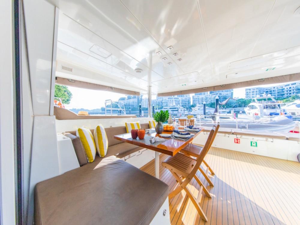 Rental yacht  - Lagoon Lagoon 620 on SamBoat