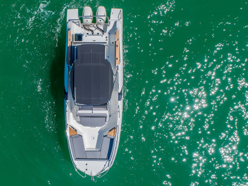 Hire Motorboat with or without skipper Bénéteau Phuket Province