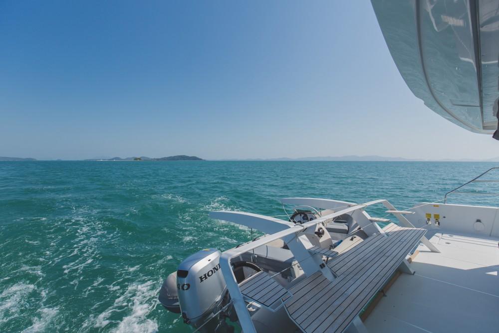Rent a Lagoon Lagoon 52F Phuket