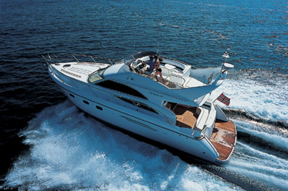 Boat rental Kontokali cheap Princess 45