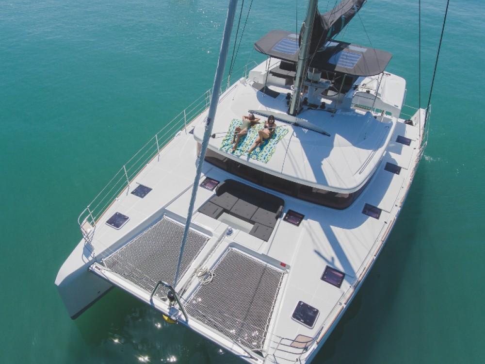 Rental yacht Phuket - Lagoon Lagoon 52F on SamBoat