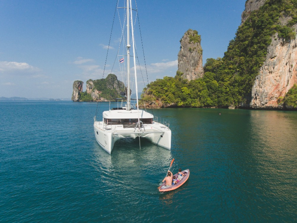 Boat rental Lagoon Lagoon 52F in Phuket Province on Samboat