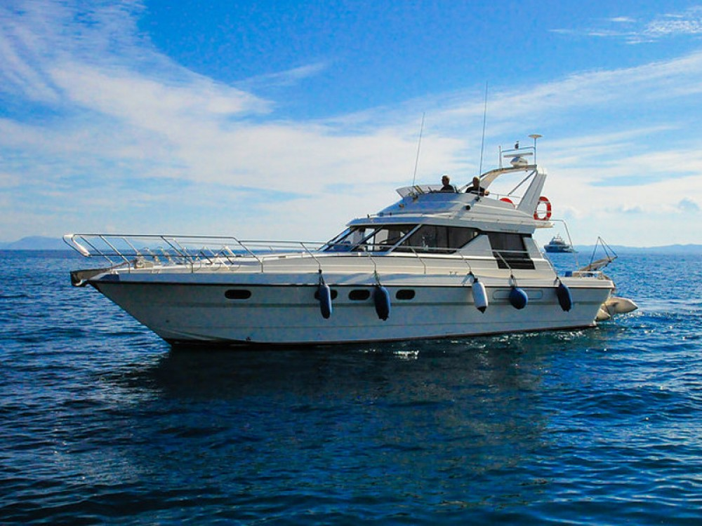 Hire Motorboat with or without skipper Princess Kontokali