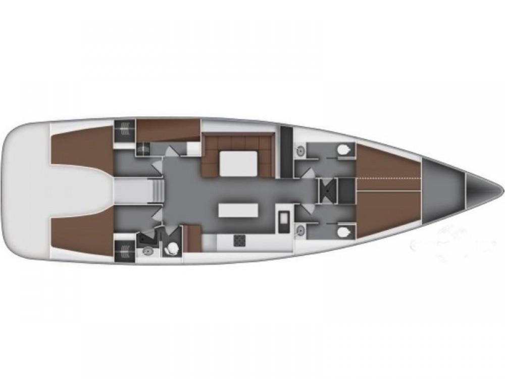 Rent a Bavaria Bavaria 55 Cruiser Álimos