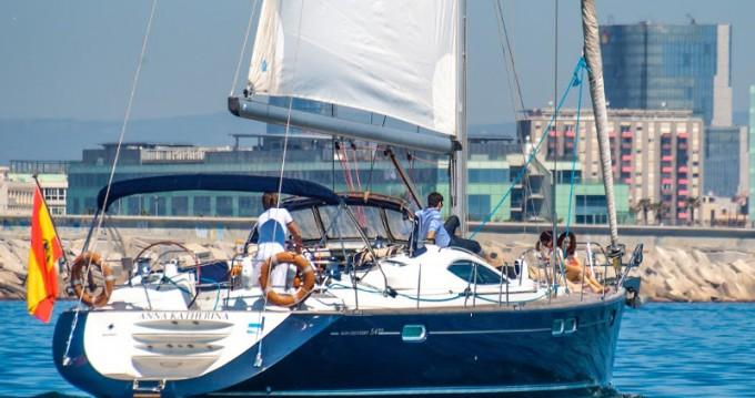 Rental Sailboat in Barcelona - Jeanneau Jeanneau Sun Odyssey 54DS