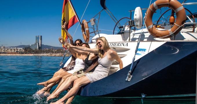 Boat rental Jeanneau Jeanneau Sun Odyssey 54DS in Barcelona on Samboat