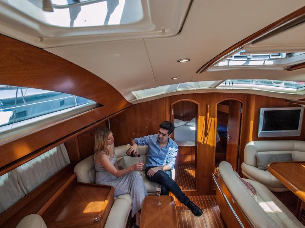 Rental yacht Barcelona - Jeanneau Jeanneau Sun Odyssey 54DS on SamBoat