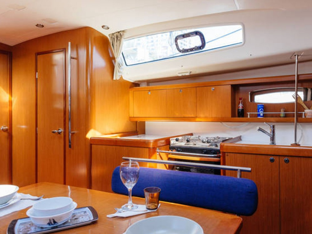 Bénéteau Beneteau Oceanis 43  between personal and professional Port Olímpic