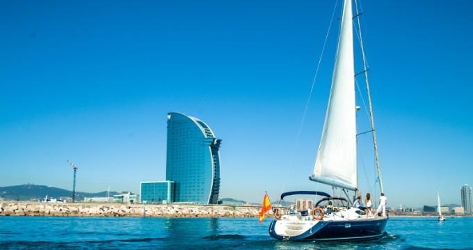 Boat rental Jeanneau Jeanneau Sun Odyssey 54DS in Palma de Mallorca on Samboat