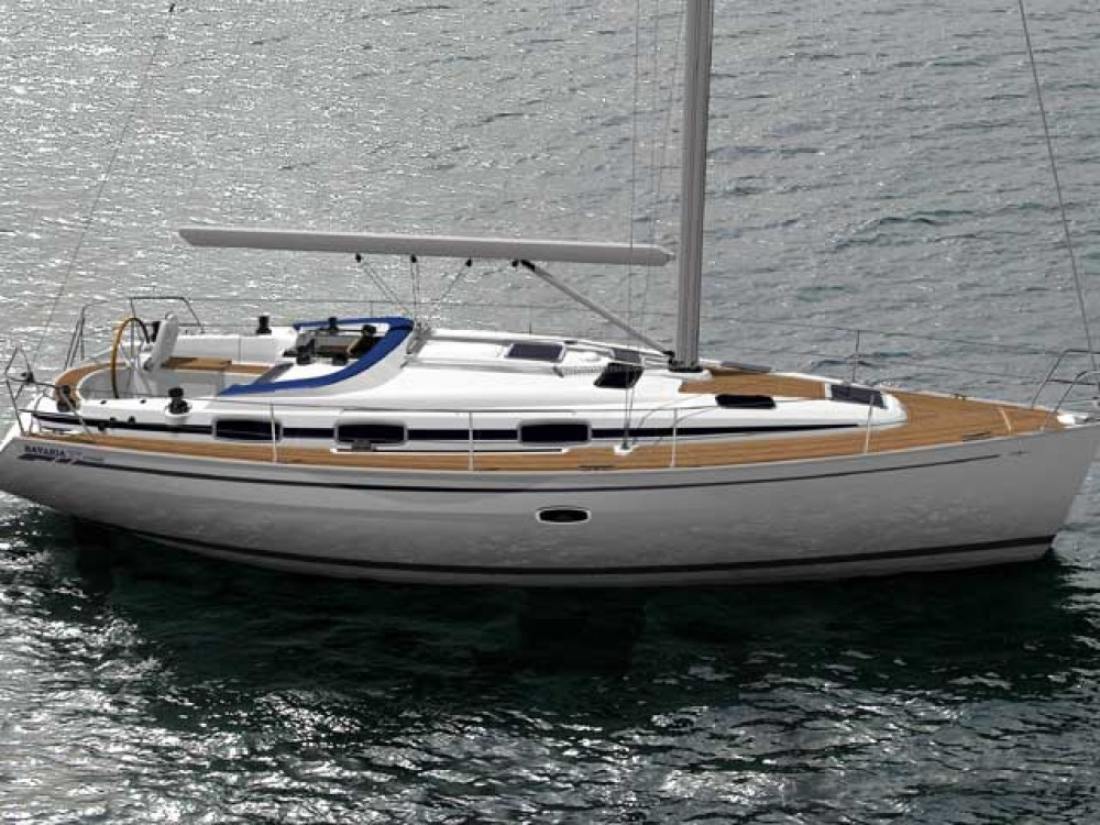 Sailboat for rent Port Olímpic at the best price
