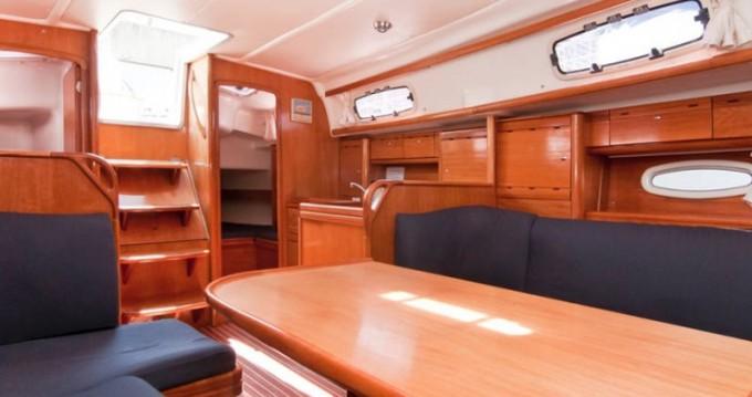Boat rental Barcelona cheap Bavaria 37 Cruiser