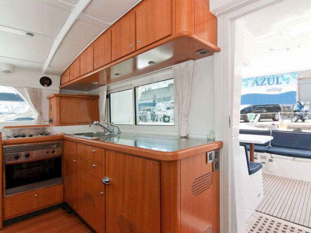 Rental yacht Barcelona - Lagoon Lagoon 440 on SamBoat