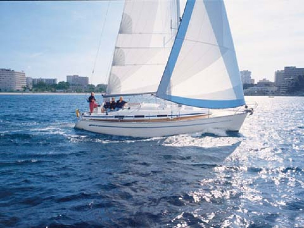 Hire Sailboat with or without skipper Bavaria Port Olímpic