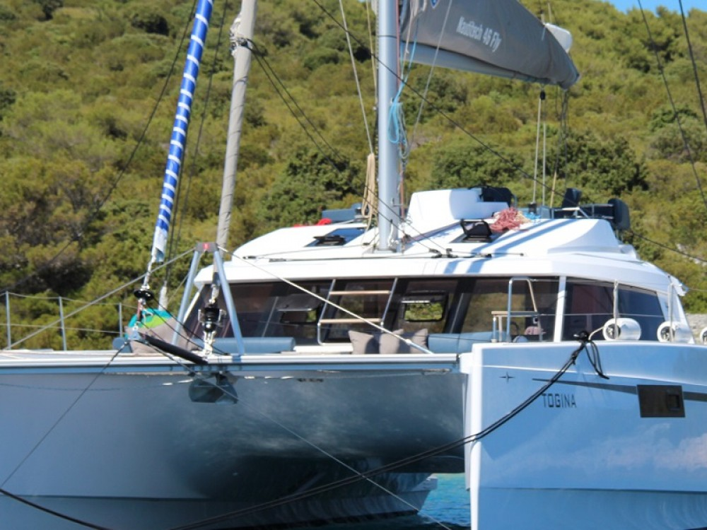 Nautitech Nautitech 46 Fly between personal and professional Castries