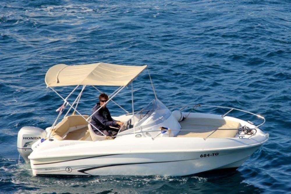 Rental yacht ACI Marina Trogir - Bénéteau Beneteau Flyer 550 SD on SamBoat