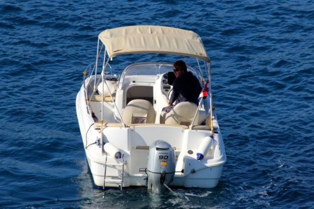 Rental Motor boat in ACI Marina Trogir - Bénéteau Beneteau Flyer 550 SD