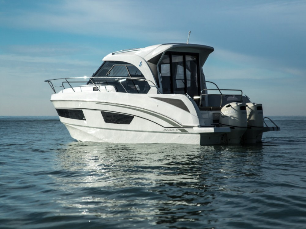 Rental yacht Zadar - Bénéteau Antares 9 OB on SamBoat