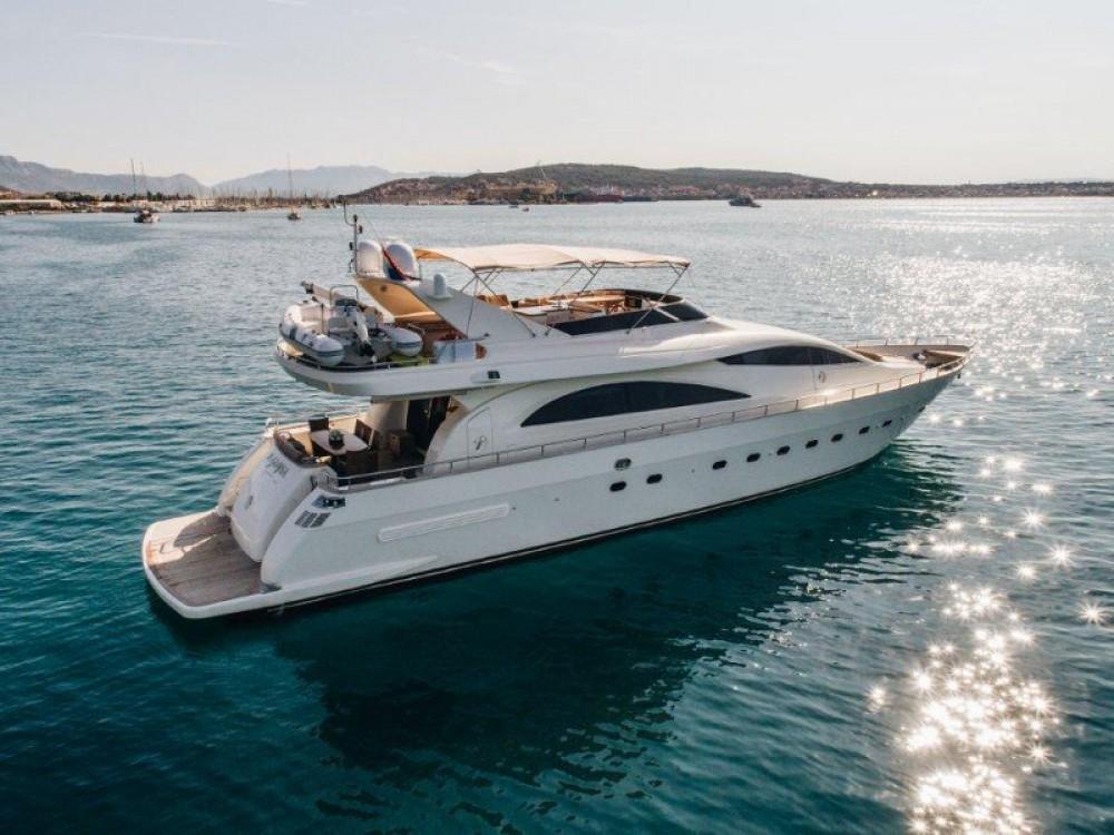 Rental yacht Seget Donji -  Amer 86 on SamBoat