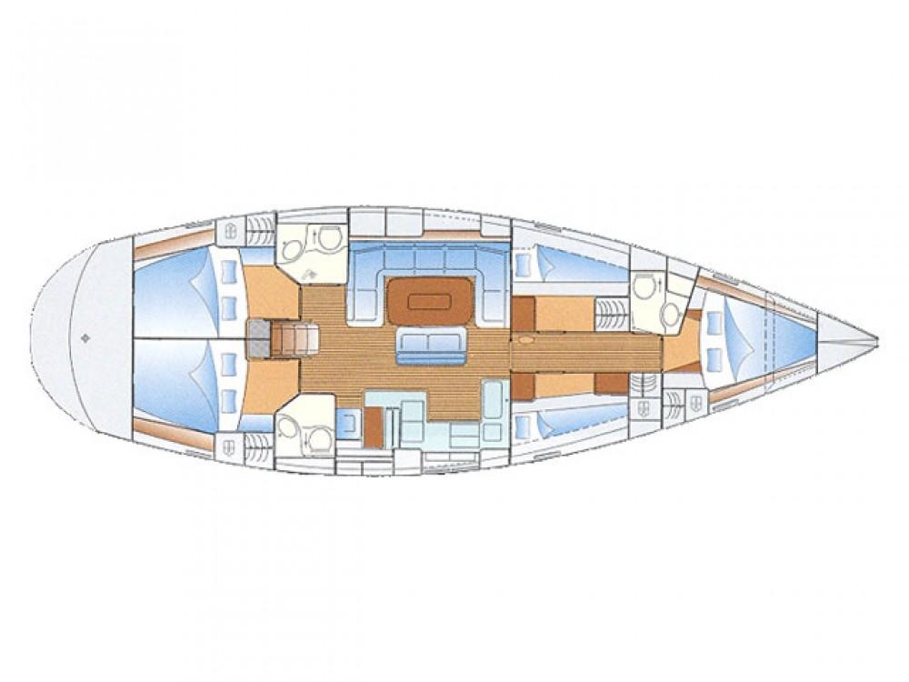 Boat rental Bavaria Bavaria 50 Cruiser in Port esportiu d'Aiguadolç on Samboat