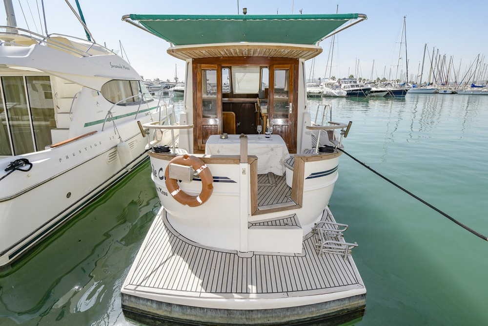 Hire Motor boat with or without skipper  Port esportiu d'Aiguadolç