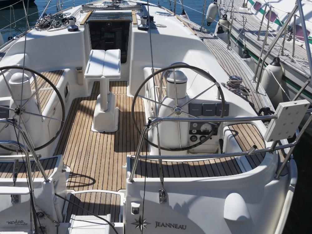 Bavaria Bavaria 50 Cruiser between personal and professional Port esportiu d'Aiguadolç