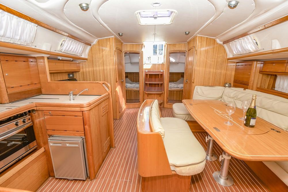 Boat rental Port esportiu d'Aiguadolç cheap Bavaria 50 Cruiser