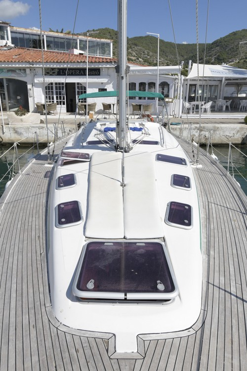 Hire Sailboat with or without skipper Bavaria Port esportiu d'Aiguadolç