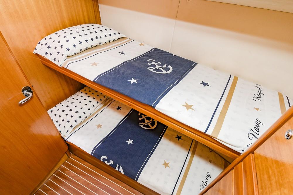 Rental Sailboat in Port esportiu d'Aiguadolç - Bavaria Bavaria 50 Cruiser