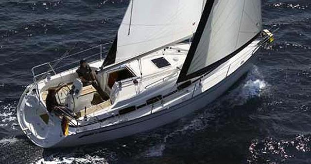 Rental Sailboat in Port de Sitges Aiguadolç - Bavaria Bavaria 30 Cruiser