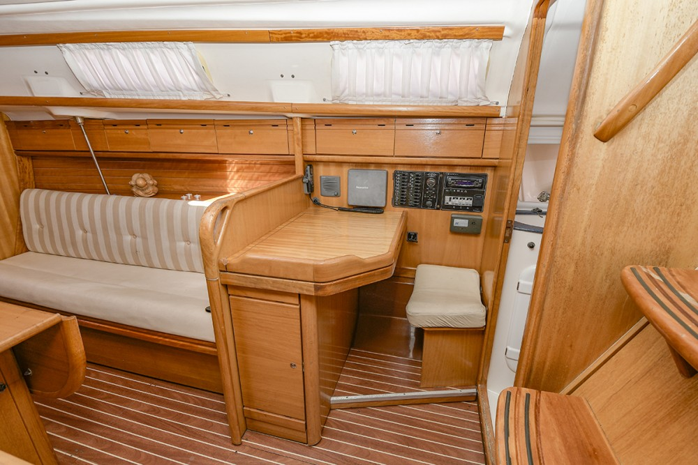 Boat rental Bavaria Bavaria 30 Cruiser in Port esportiu d'Aiguadolç on Samboat