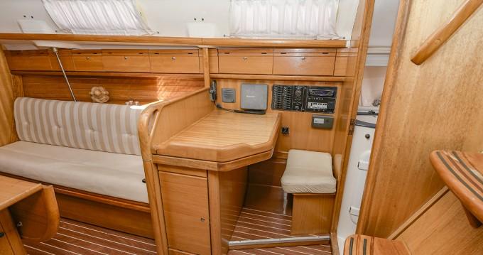 Hire Sailboat with or without skipper Bavaria Port de Sitges Aiguadolç
