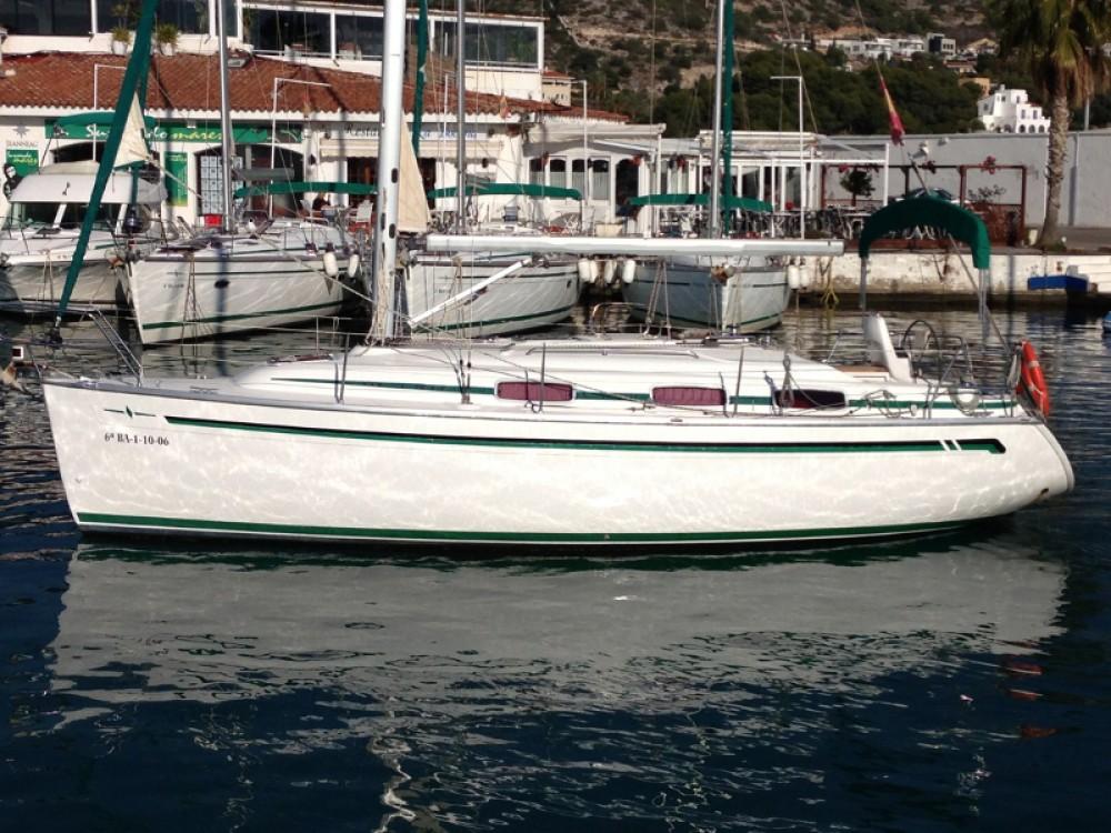 Sailboat for rent Port esportiu d'Aiguadolç at the best price