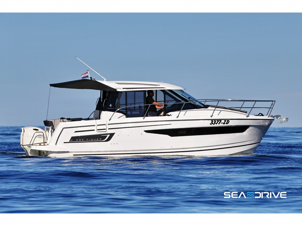 Rent a Jeanneau Merry Fisher 895 D-Marin Borik