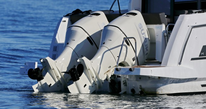 Rental Motorboat in Zadar - Jeanneau Merry Fisher 895