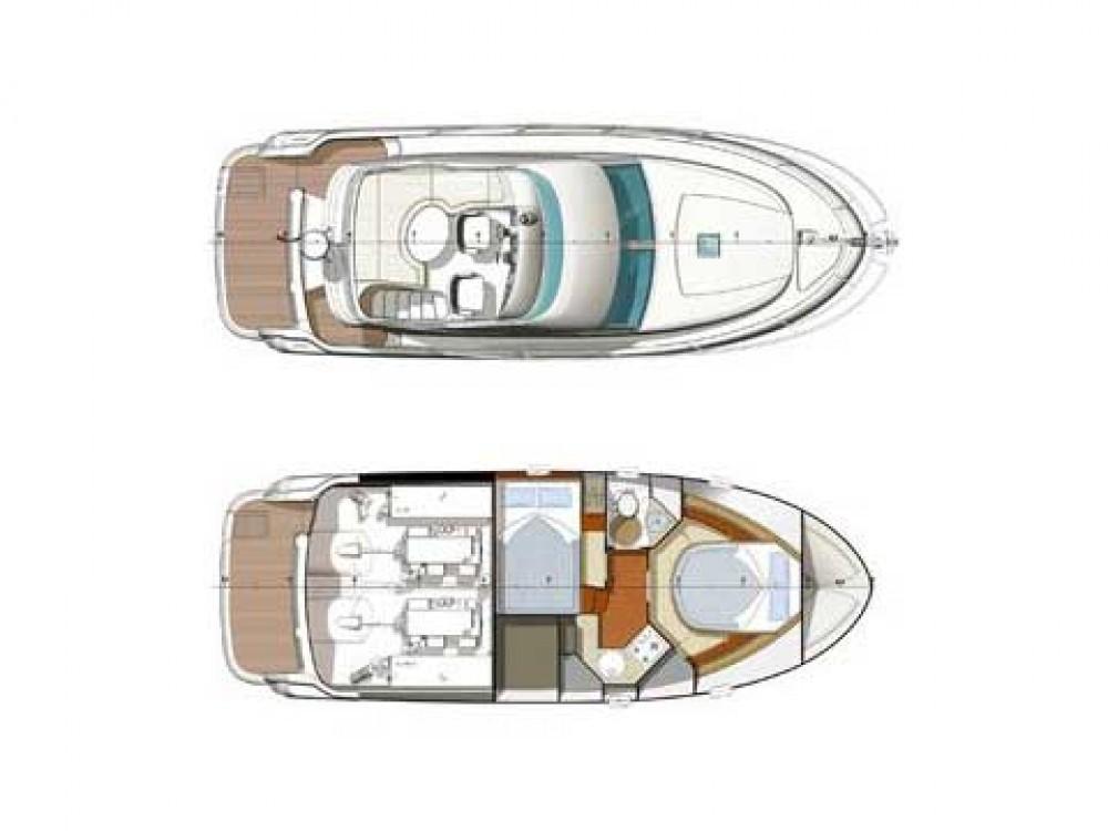 Motor boat for rent Port esportiu d'Aiguadolç at the best price