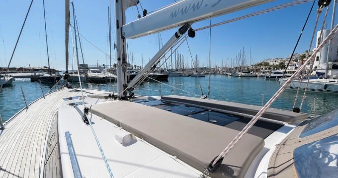 Sailboat for rent Port de Sitges Aiguadolç at the best price