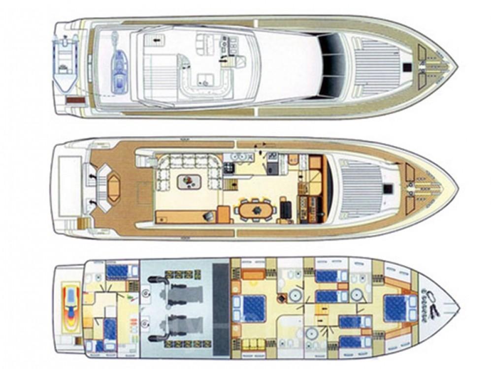 Rental Yacht in  - Azimut Azimut 80