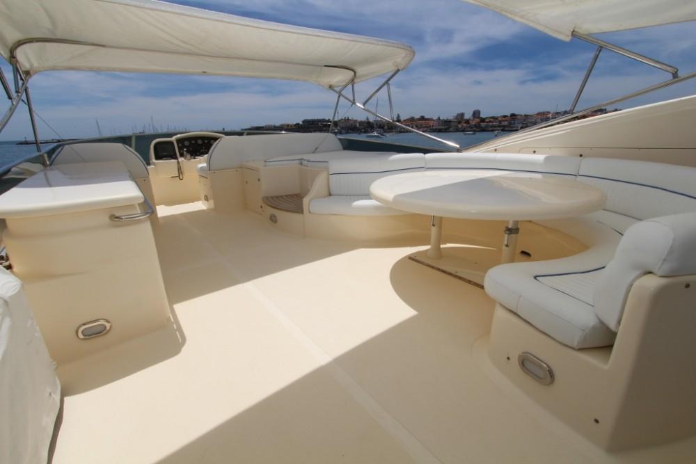 Boat rental Lisbon cheap Astondoa 82